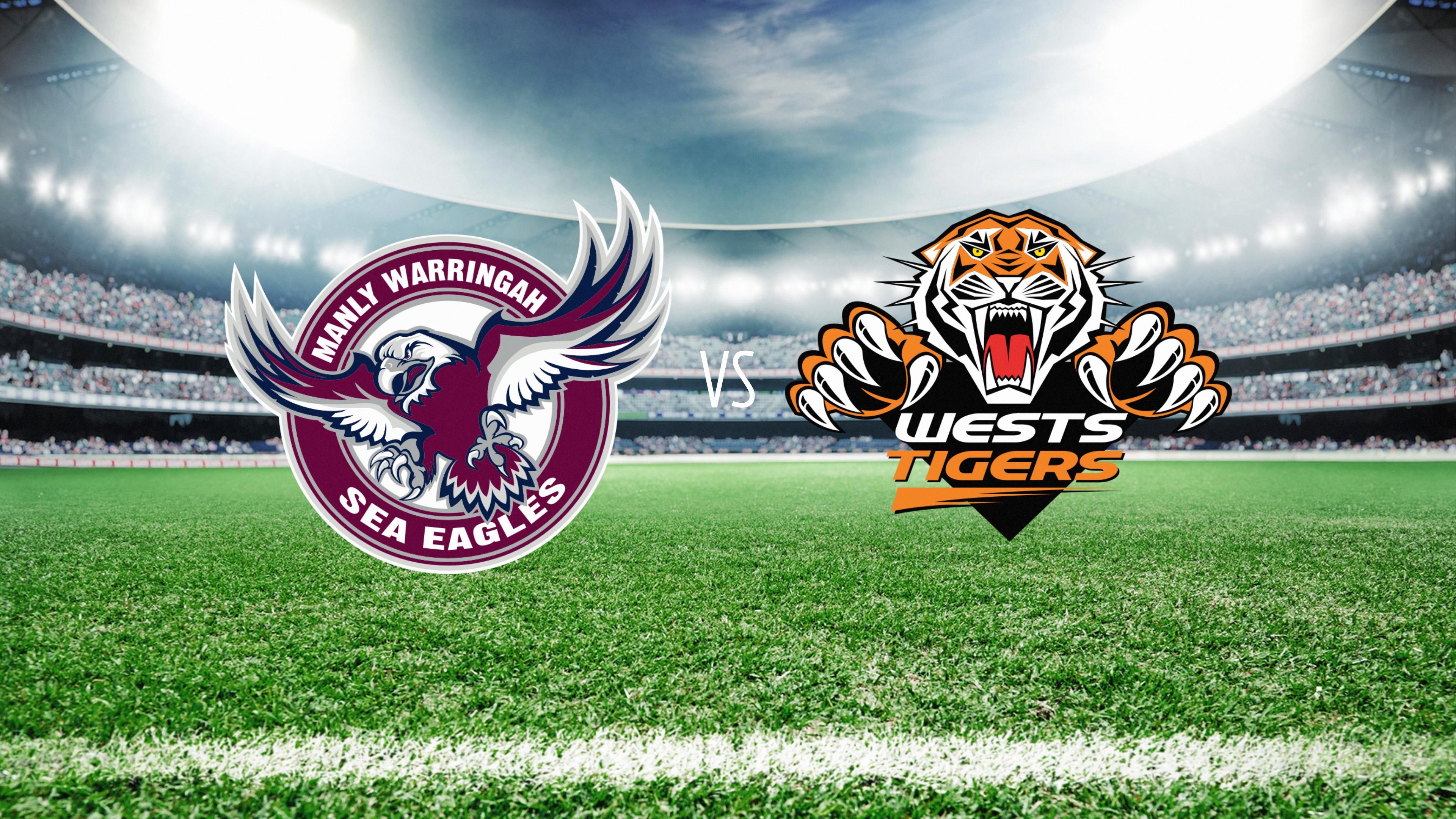 NRL Rugby - Melbourne Storm vs. Wests Tigers